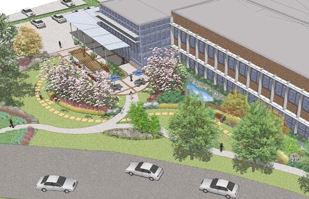 Good samaritan regional hospital cancer center macdonald environmental planning pc for Gardens regional hospital and medical center