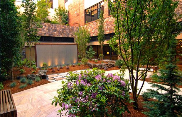 Sky Lakes Medical Center Healing Garden Meditation
